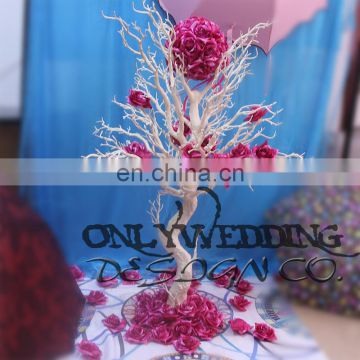 "OW10141 39"" wedding table centerpiece tree artificial wedding tree reception tree"