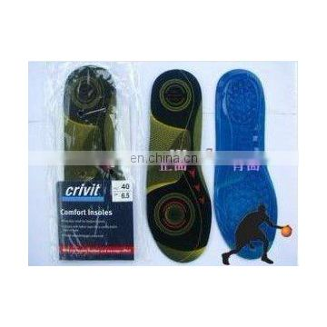 silicone negative ion soft insoles