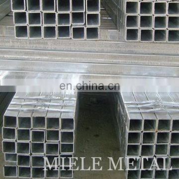 1m big size Q235B carbon steel round/square pipe