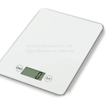11lb/5kg digital kitchen food scale GKS1561 0.01oz resolution LCD display