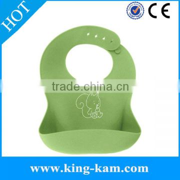 Baby bibs pacifier manufacture in china silicone pacifier holder bib necklace