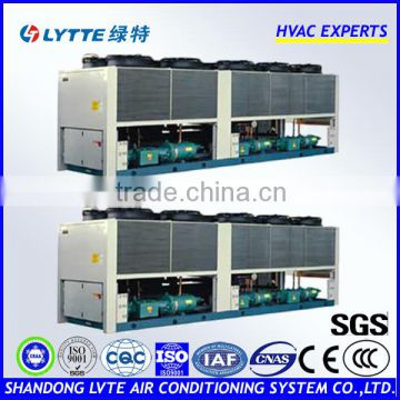 Heating and Cooling Air Source Heat Pump, Air to Water Heat Pump (With Screw Compressor)