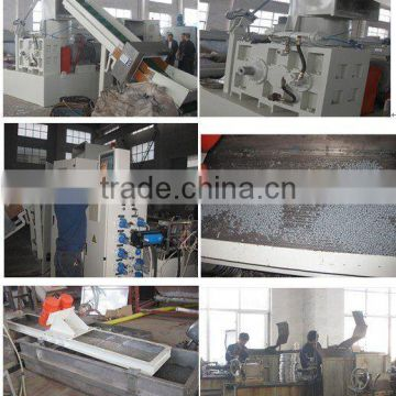 WASTE PP/PE FILM GRANULATING LINE