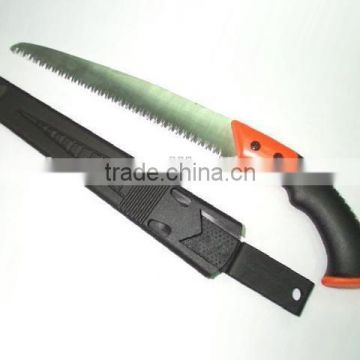 sharp good quality garden pruning saw