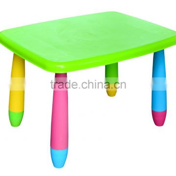 plastic stool for kids without the printing