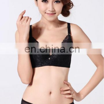 Trade assurance supplier hot sell Women high quality sexy brassiere pants underwear
