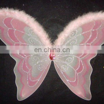 09W025 Pink Butterfly Fairy Wing