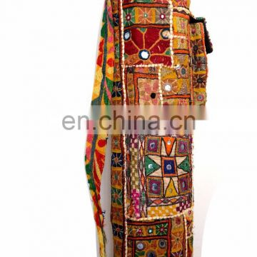 Yoga Mat Bag One of a Kind - Handmade bag Cross body purse Banjara style yoga Bag yoga met Bag Ethnic Hand Embroidered Vintage