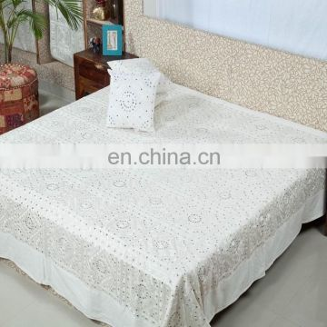 Wholesale Luxurious 5 Star Hotel Cotton Jaipuri Bedsheet Bed Set Comforters Bedding Collection