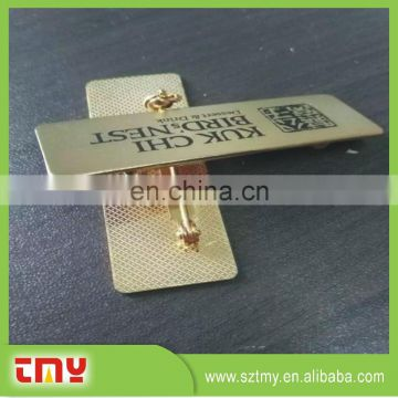 Hot Sale High Quality Cheap Price Metal Cannabis Leaf Lapel Pin Manufacturer from China