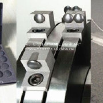 polycrystalline diamond compact hardness pdc cutter factory