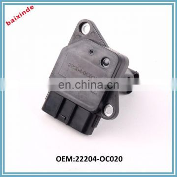BAIXINDE FACTORY MADE MAF Meter Air Flow Sensor OEM 222040C020 22204-0C020