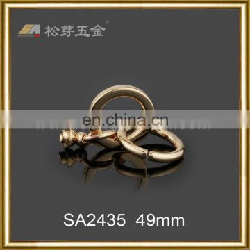 Customized hot selling personalized handcuff key connect buckle