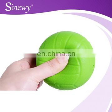 Soft Fitness Rubber Toy Ball with Custom