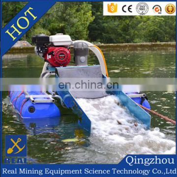 Chinese gold mining equipment dredge boat manufacturer