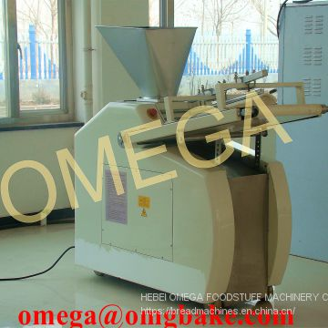 bakery factory using dough divider rounder machine
