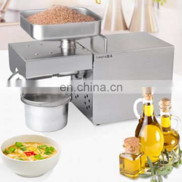 Factory Price Automatic cold press oil extraction machine,Home-used Oil Presser Small Cooking Oil Pressing Machine