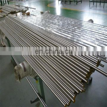 bright surface ASTM A276 317 321 Stainless Steel Round Bar
