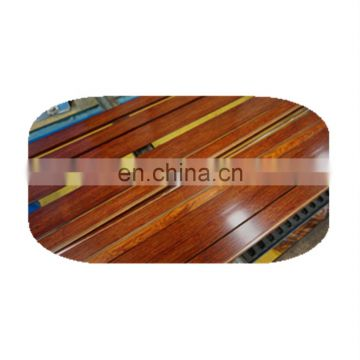 Aluminum profile wood texture printing machine