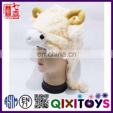 China factory high quality professional production funny designed handmade winter hat wholesale