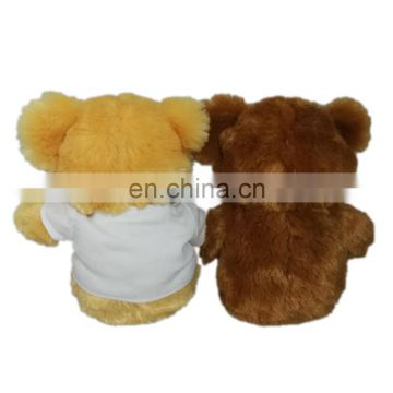 New 2016 valentine's day teddy bear plush stuffy toy with bow-tie soft plush toy for children