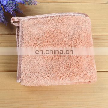 Hot Sale Super Soft Jacquard Coral Fleece Microfiber Towel