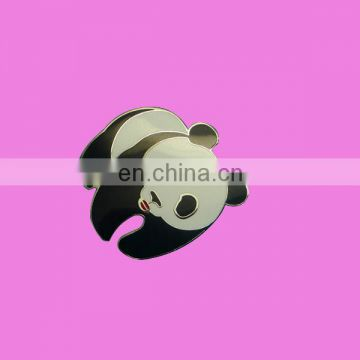 custom panda lapel pins cheap