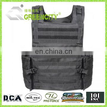 OEM Military Armor Plate Carrier Vest with MOLLE Webbing