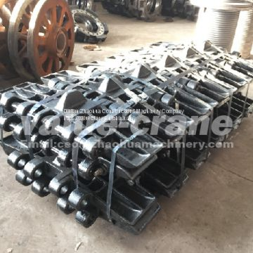 Good quality crawler crane Kobelco BM700 track shoe track pad of