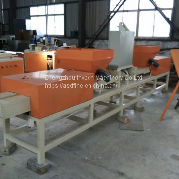 Four Head Wood Block Machine