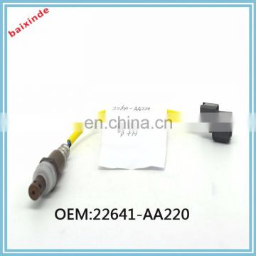 BAIXINDE auto parts Oxygen Sensor 22641-AA220 for SUBARUs onwards
