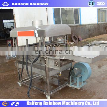 Popular Profession Widely Used Semi-automatic Sheep Pig Beef Trotter Dehairer Machine