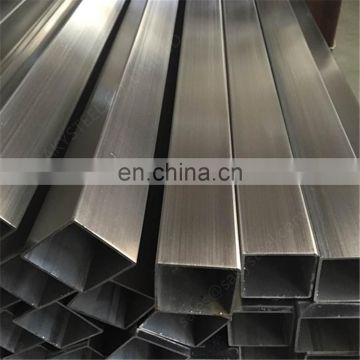 30x30mm stainless steel tube 316