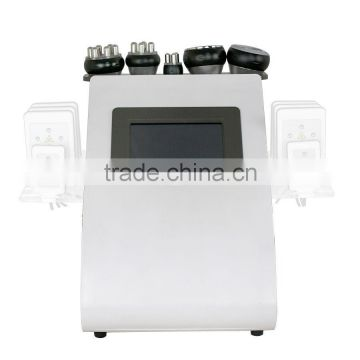 Ultrasonic Cavitation Vacuum 40K RF Tripolar Lipolysis Cavitation Rf Slimming Machine Slimming Beauty Machine Ultrasound Fat Reduction Machine