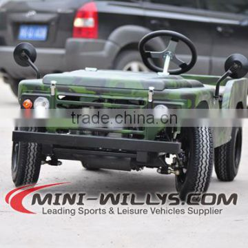 150CC Petrol Mini Jeep 4x4