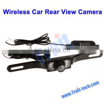 Mini Waterproof GPS Wireless Car Rear View Camera for Car