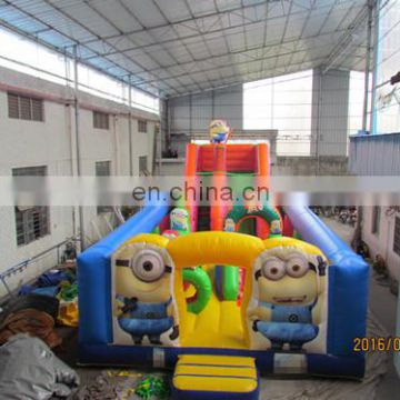 Boot camp inflatable obstacle course inflatable army track obstacle