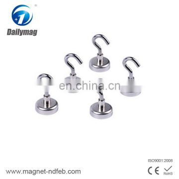 Strong Holding Force High Quality Permanent Pot Magnet