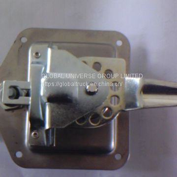 tooling box T handle latch lock