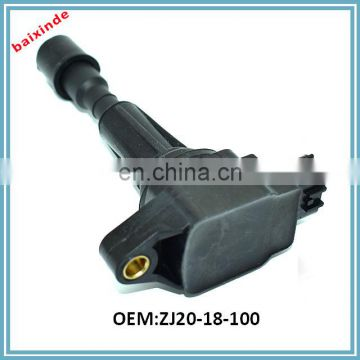 BAIXINDE BRAND FIT For MAZDAs Ignition Coil Pack ZJ20-18-100A ZJ2018100