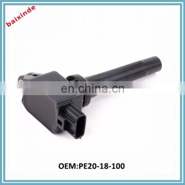 Latest Items BAIXINDE Ignition coil OEM PE20-18-100 PE2018100 for MAZDA