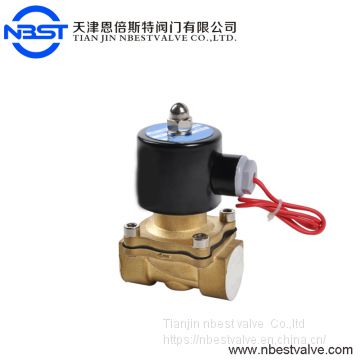 Zcm Series 2way 24vdc Natural Gas 1 Inch Ipg Brass Solenoid Valve
