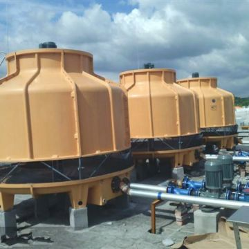 Couter-flow Copper Coil Closed Loop Cooling Tower