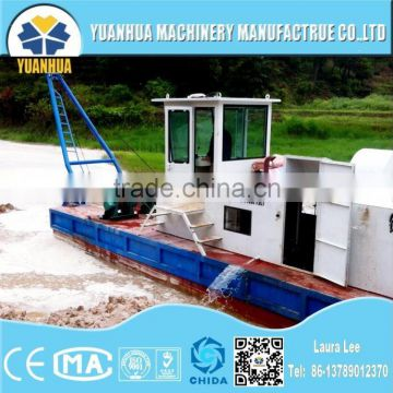 Yuanhua mini Jet Suction Dredger and Sand Mining Dredger