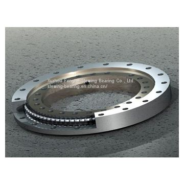 Double-Row Ball Slewing Bearing - No Gear