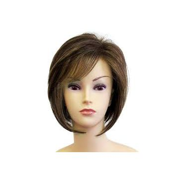 Machine Weft  Chocolate Synthetic Hair Wigs Best Selling