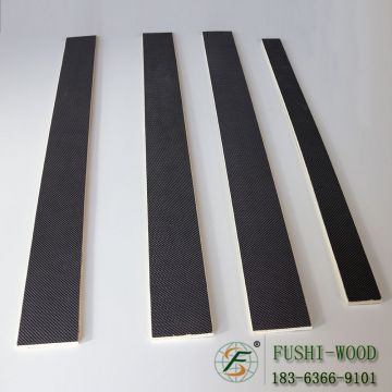 LVL Laminated Wooden Bed Slats with melamine paper