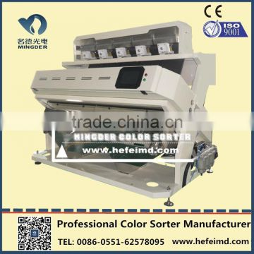 CCD RICE SORING DEVICE, COLOR SORTER MACHINE 1