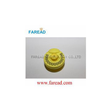 RFID Animal ID Ear Tag foranimal identification