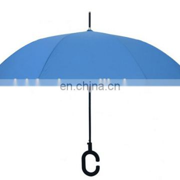 New popular C handle straight umbrella